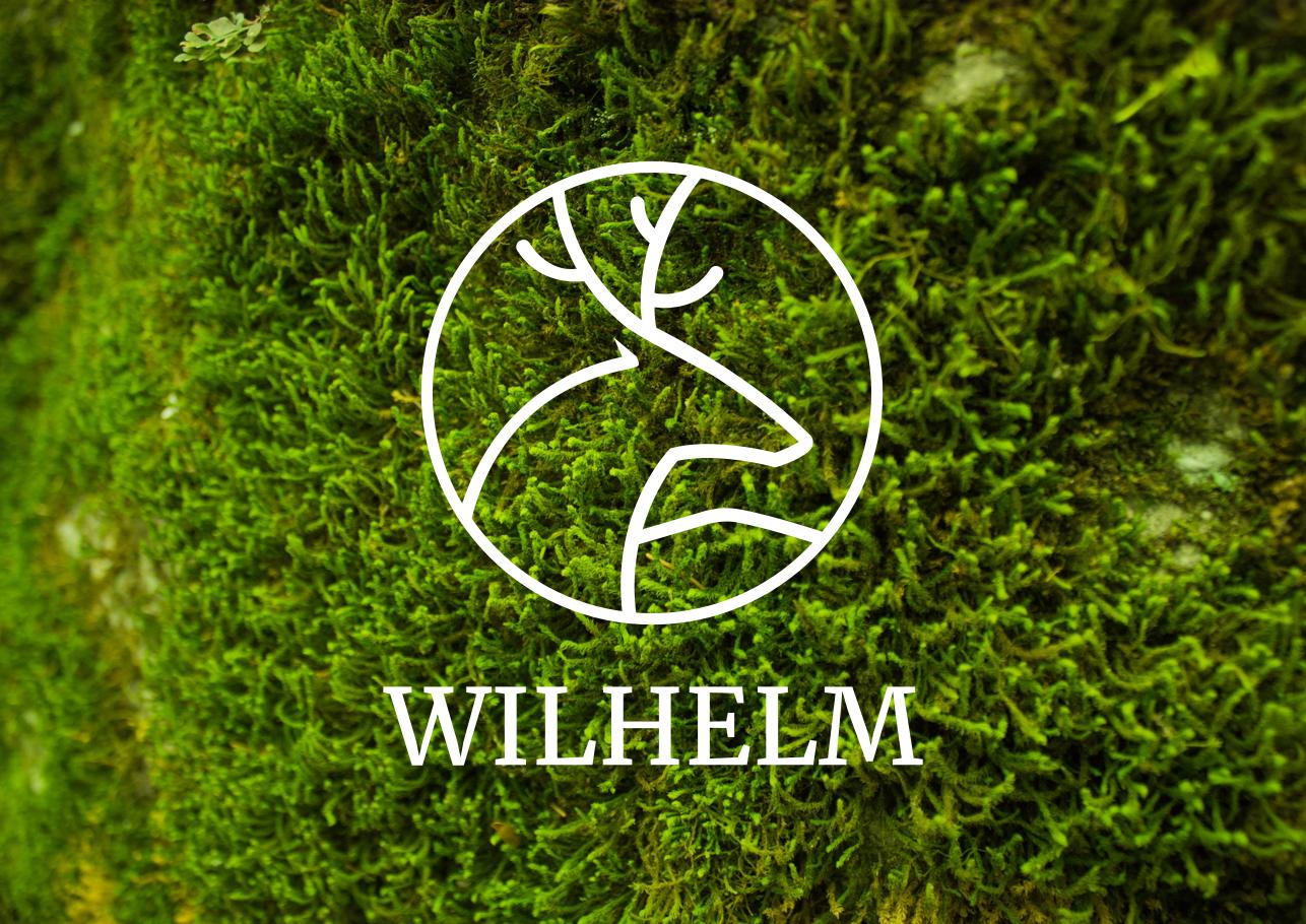 Wilhelm White on Moss