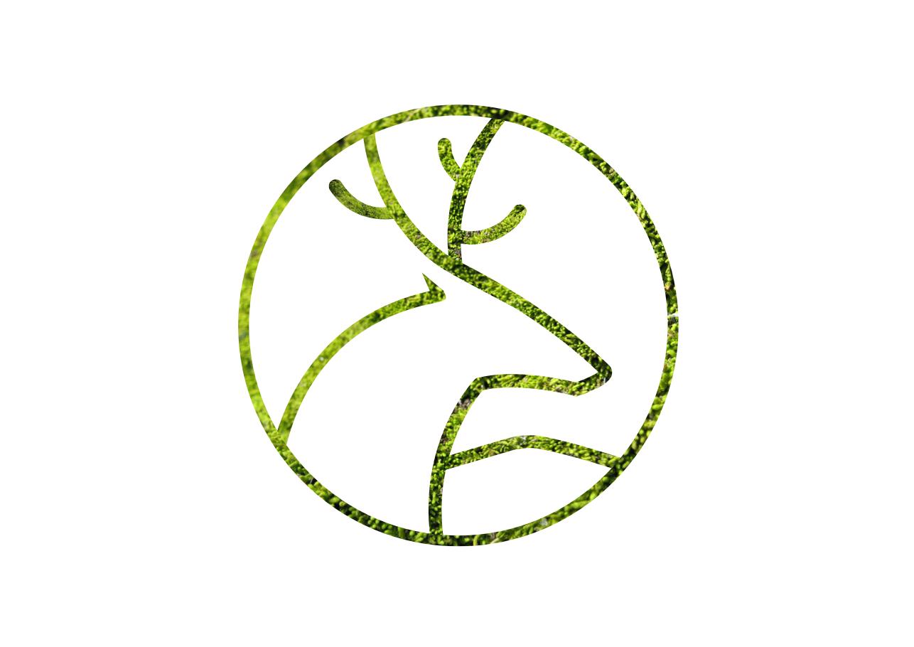 Wilhelm logo Green on White